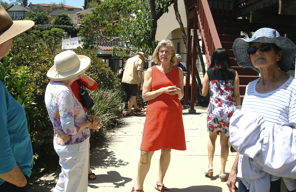 LAGC Kathleen's Garden Tour