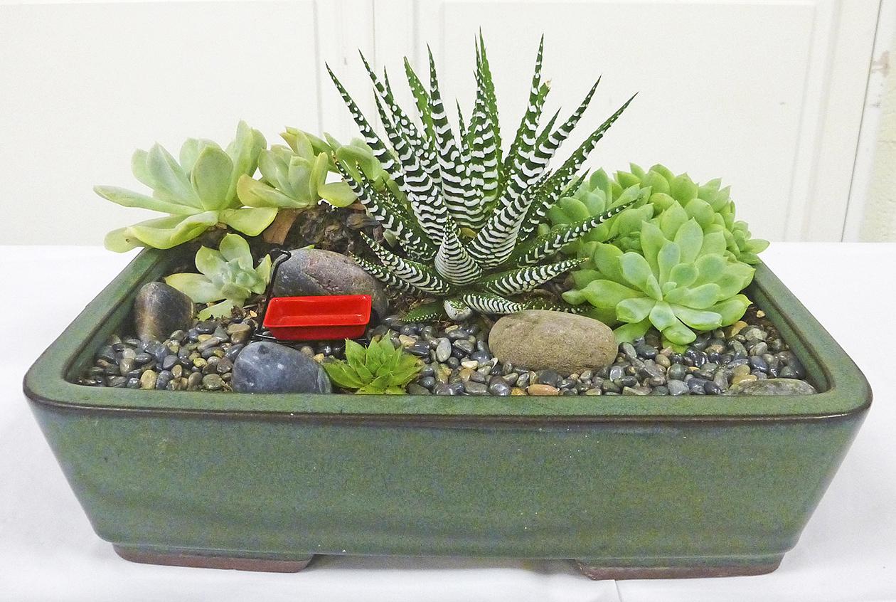 LAGC Inspiration - Mini Garden