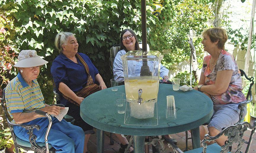 LAGC Ashkhen's Garden Tour
