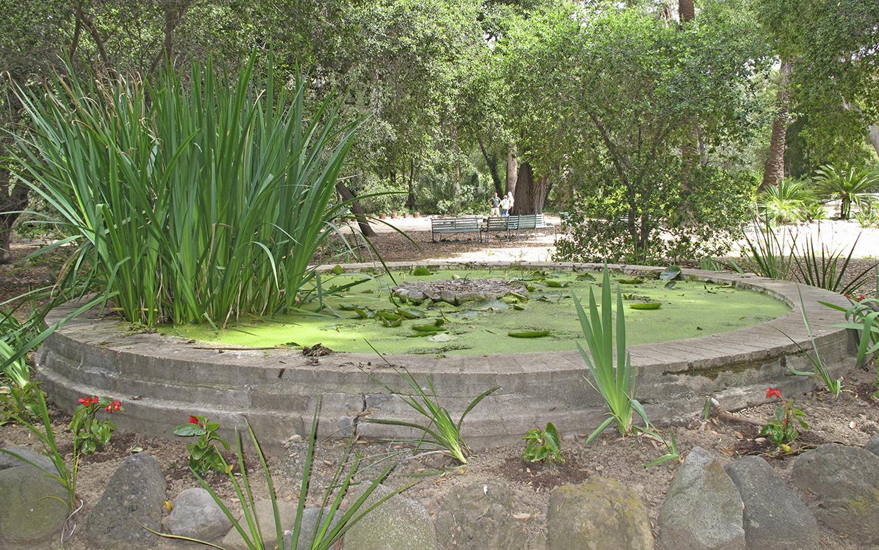 Historic Modjeska House + Gardens