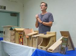 Scott Logan - Bird Nesting Boxes