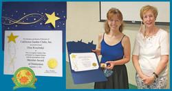 2021 CGCI LAGC Member Award of Distinction