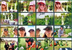 LA Urban Farms - Vertical Gardens