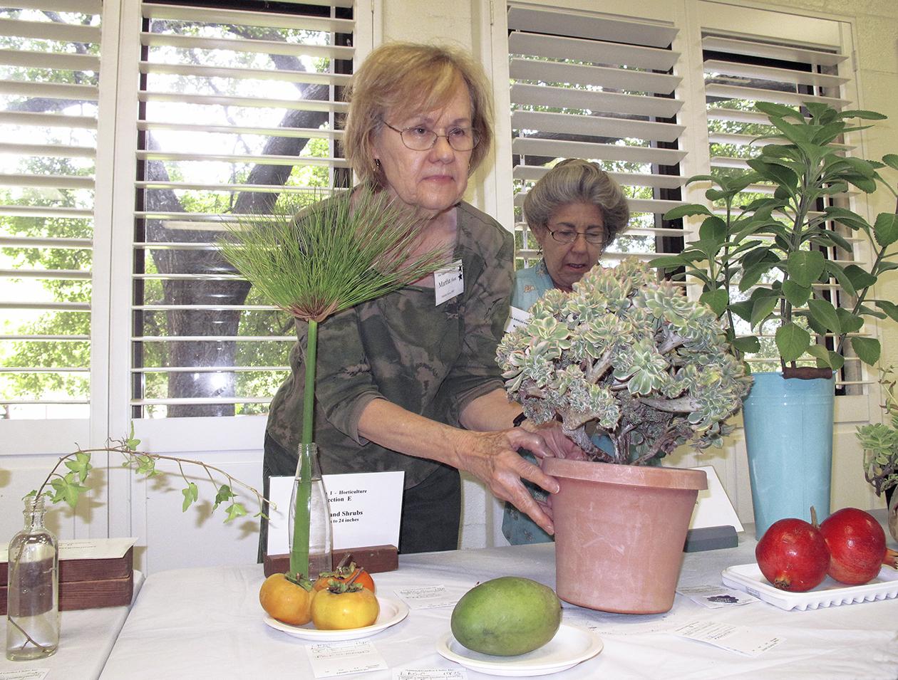 Horticulture Judging
