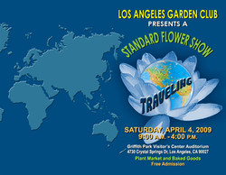 LAGC Flower Show 2009