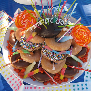 // donut decadence //