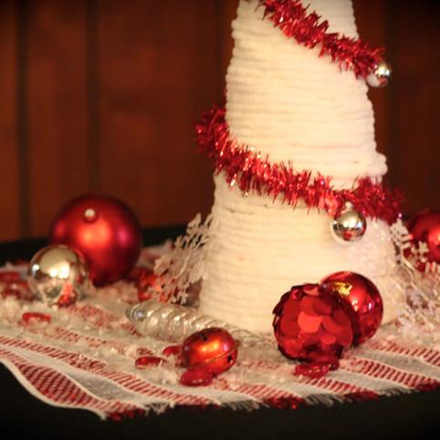 // a candy cane christmas //