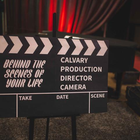 // lights. camera. action //