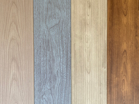 New Finishes