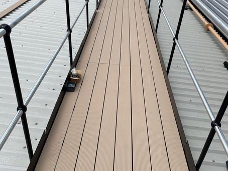 Anti-slip walkways