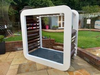 Luxury garden Pods