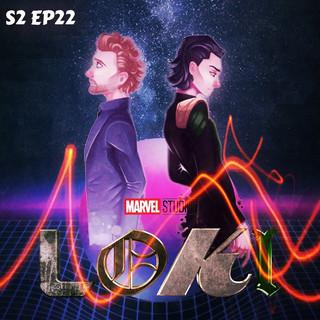 Loki episodes 1 & 2