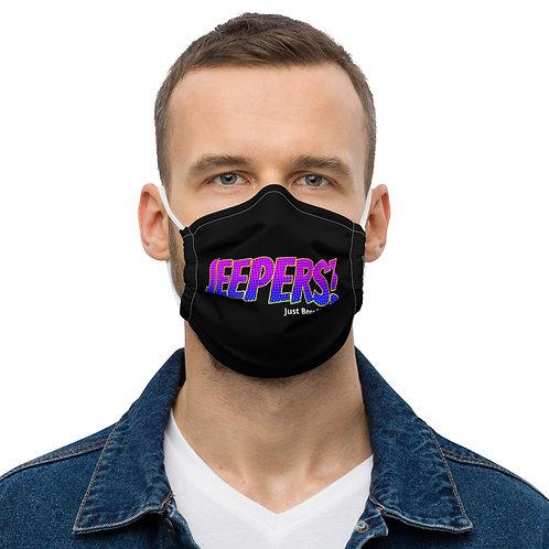 CHRISG SLOGAN - Premium Face Mask
