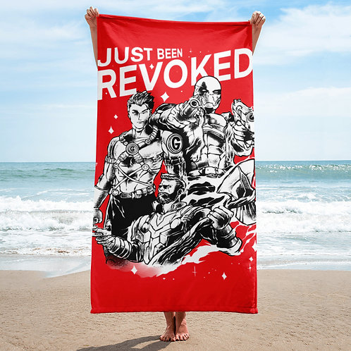 S2 Beach Towel - Variant