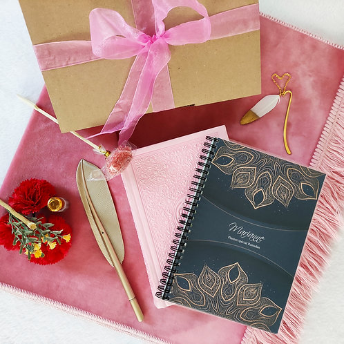 Coffret cadeau Planner spécial Ramadan