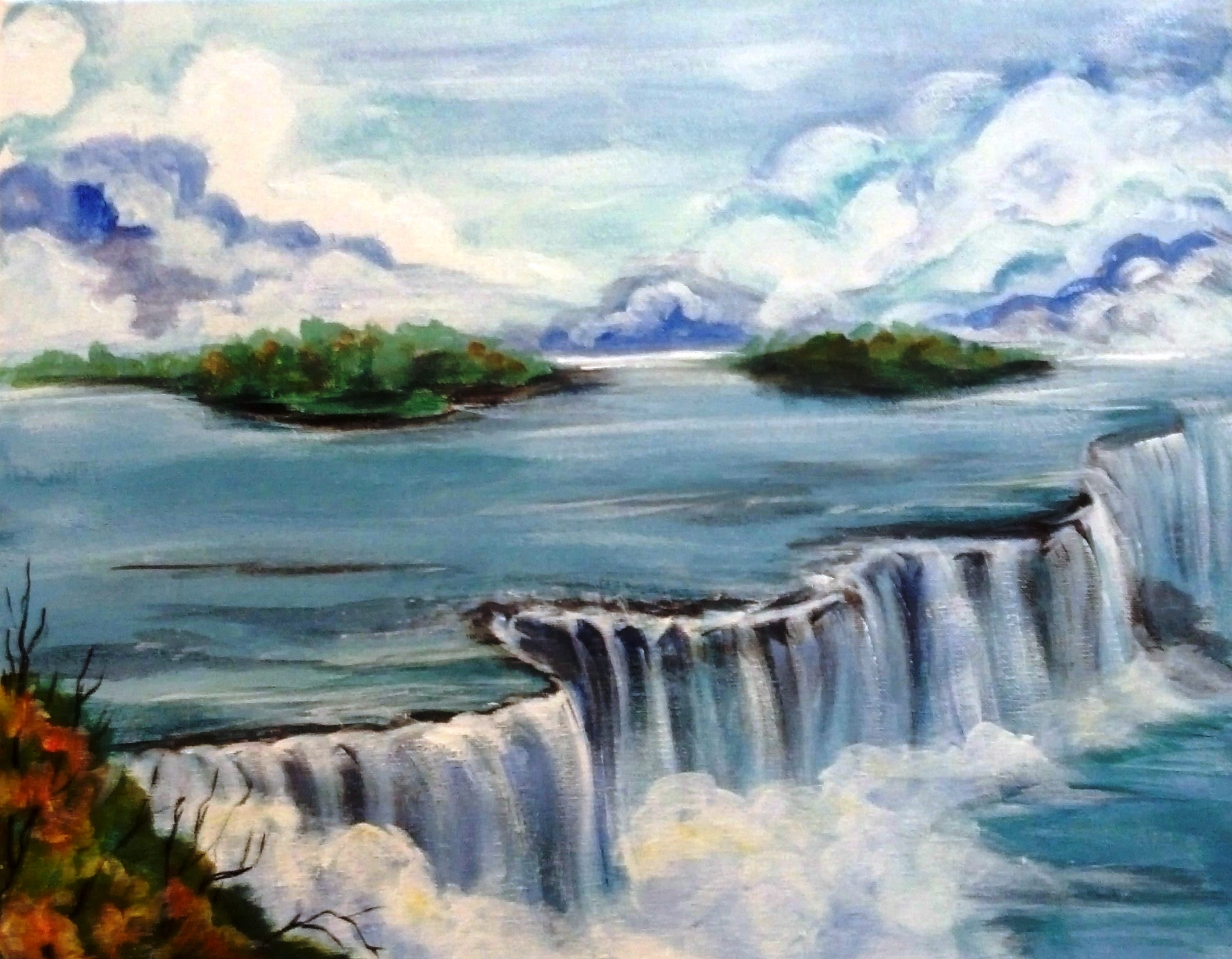 Waterfall - 2 Hours