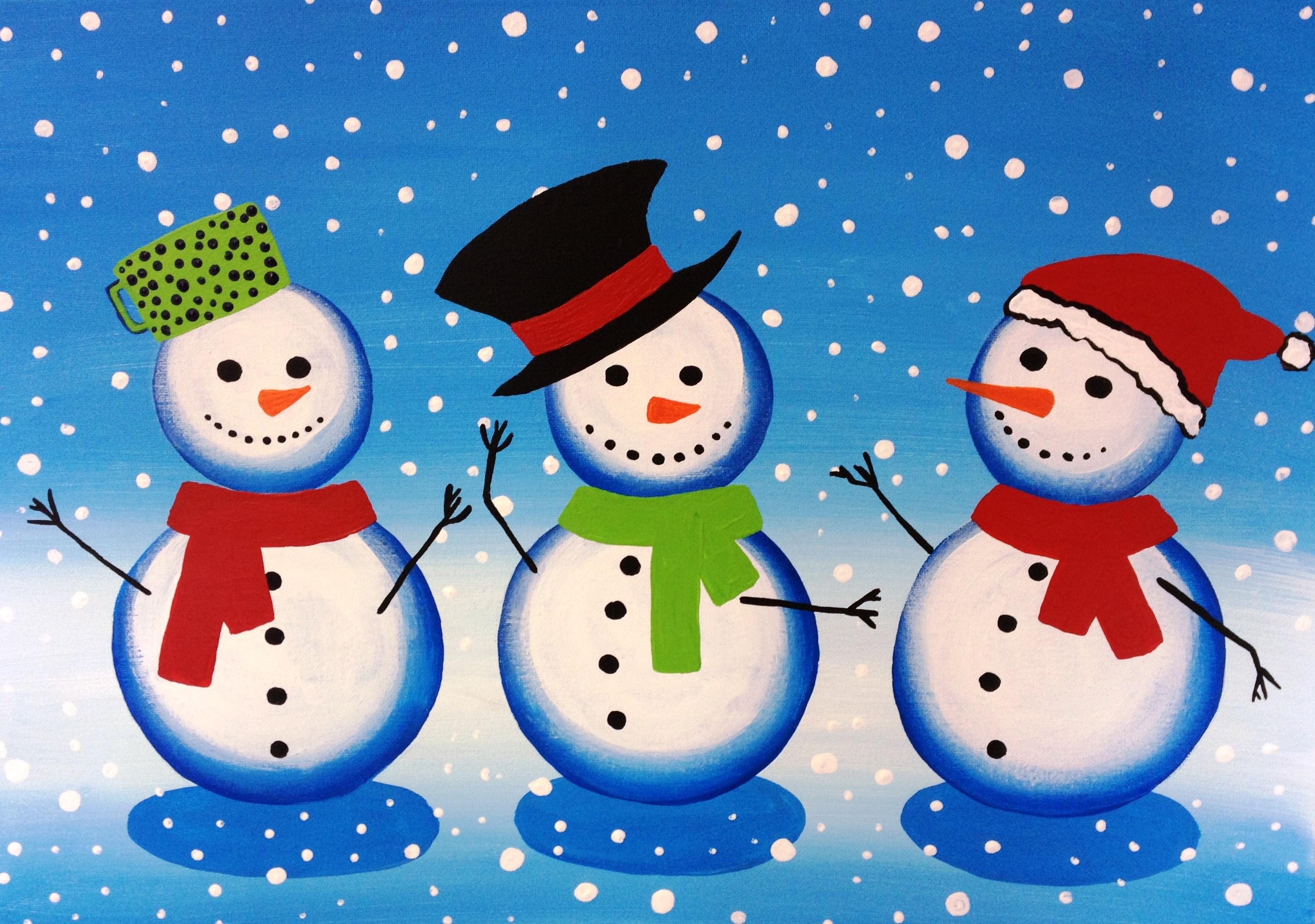 Snowman Fun - 2 Hours
