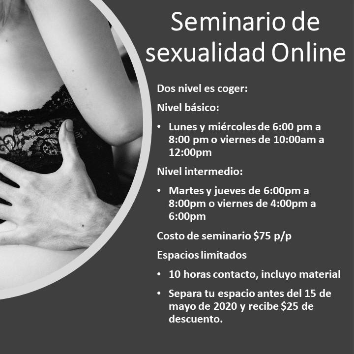 Seminario de sexualidad básico