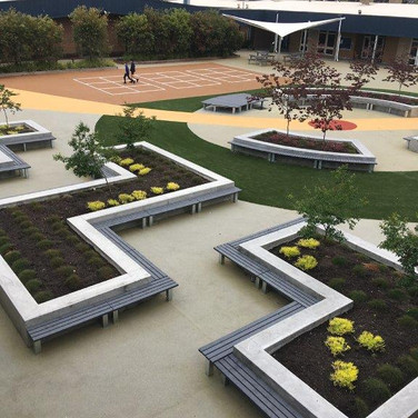 East Doncaster Secondary College Landscape Plan