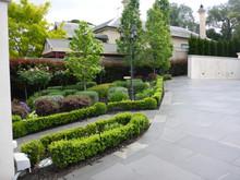 Landscape design for heritage listing