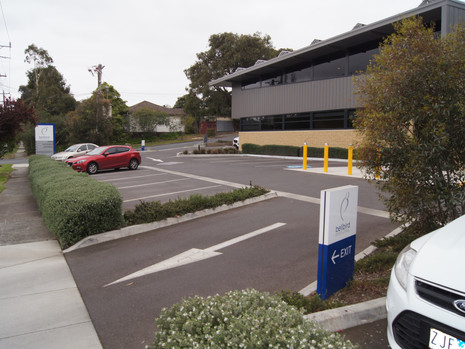 Landscape plan health care