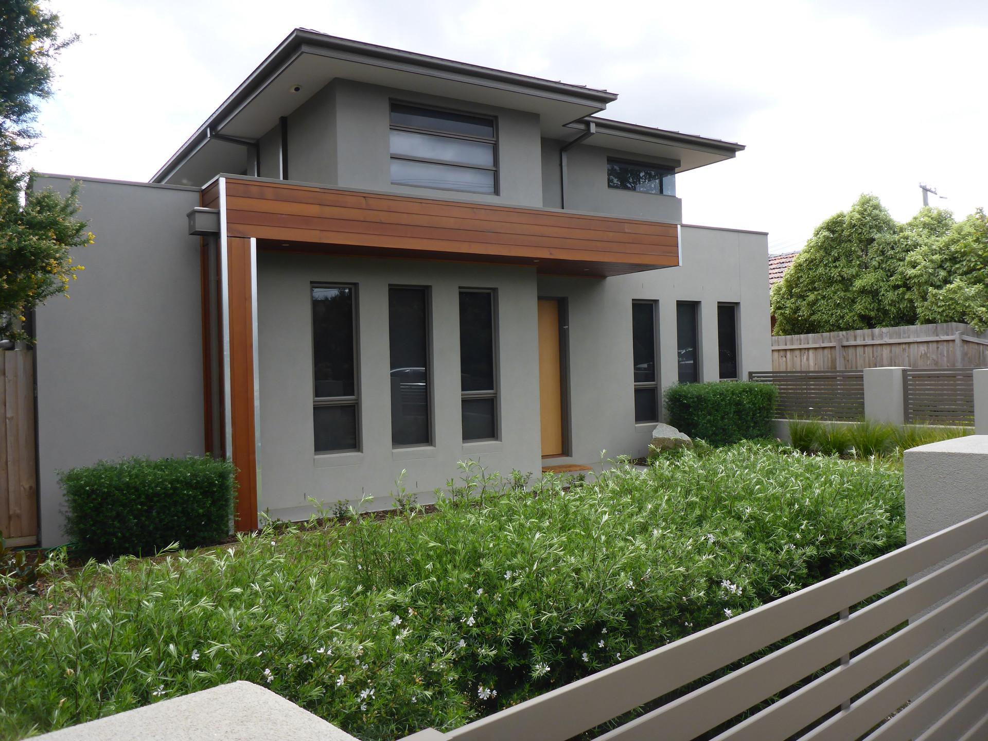 Low Budget Development Landscape Design Plan