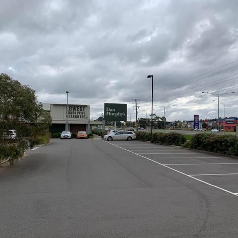 Cardinia Shopping Centre Landscape Plan