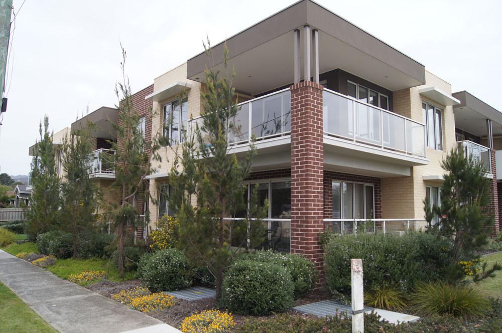 Apartment Landscape Design