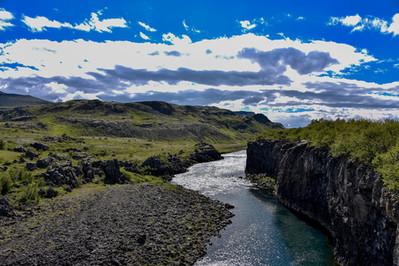 Nordura River, Iceland