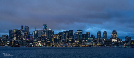 View of Downtown Seattle