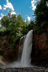 Silky Waterfall Effect