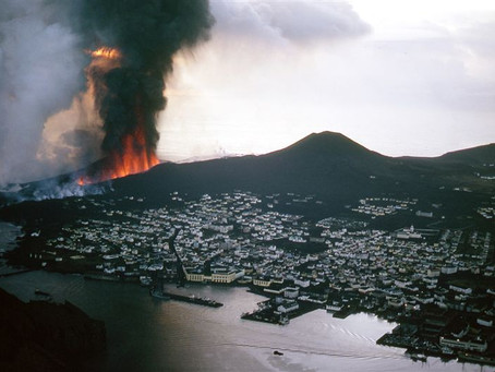 48 years since the eruption began