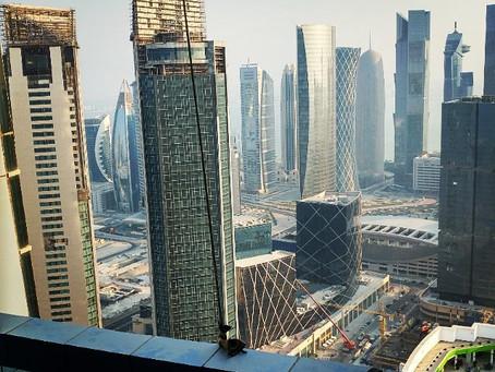 Journée la plus folle de ma vie   Qatar