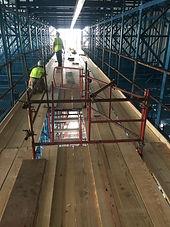 waco, scaffold, scaffolding, OSHA plank, cheshire CT