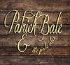 patrick bale bright logo with backdgroun