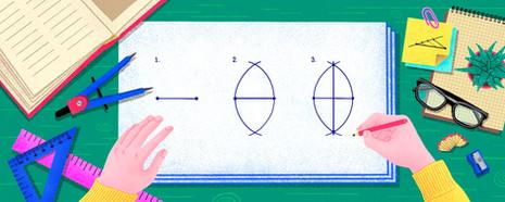 [HORIZON] Webzine Illust