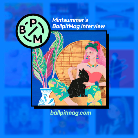 Ballpit Magazine Interview