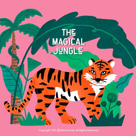 The magical Jungle
