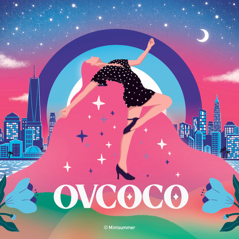 OVCOCO 'Dance' Record Artwork & Animations