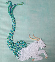Capricorn Embroidery.JPG