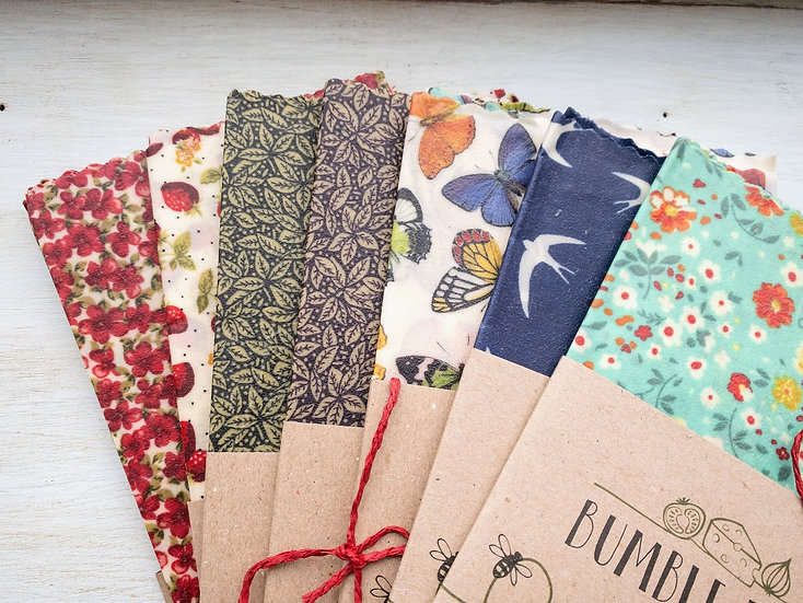 Bread Pack - Bumble Wrap