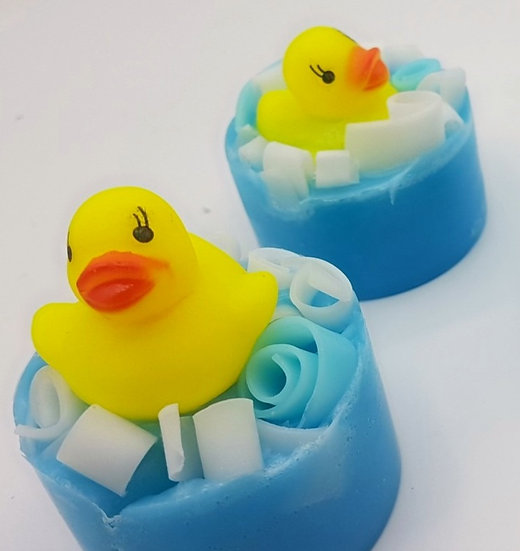 Get Your Own Natural Soap - Rubba Dub with Rubber Duck