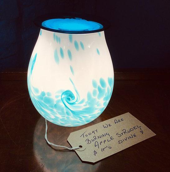 Art Glass Electric Burner