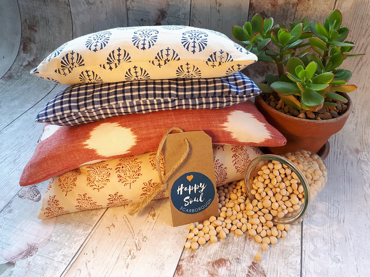 Cherry Stone Relaxation Pillow