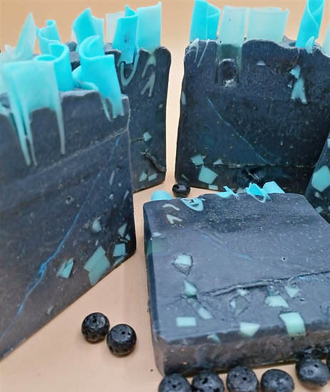 Get Your Own Natural Soap - Men's Mighty Bar