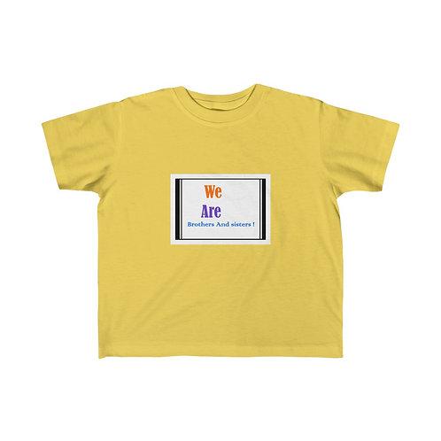 Kid's Fine Jersey Tee