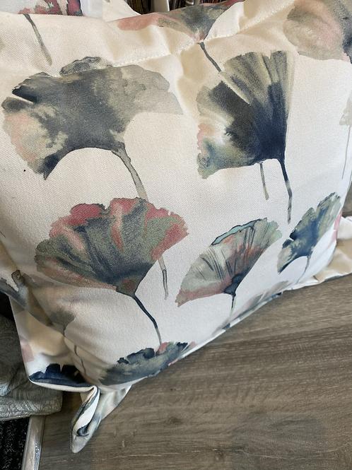 Water Colour Oxford Cushion