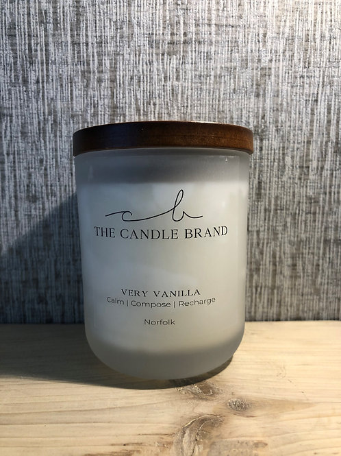THE 35 HOUR CANDLE - Very Vanilla