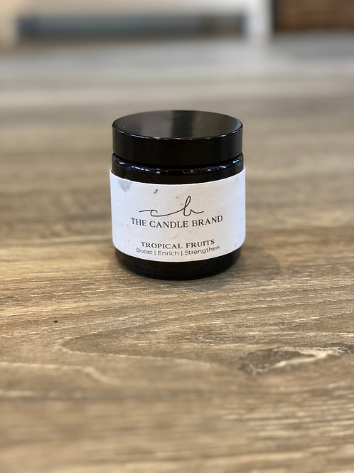 THE BURN + BLOOM 20 HOUR CANDLE - Tropical Fruits