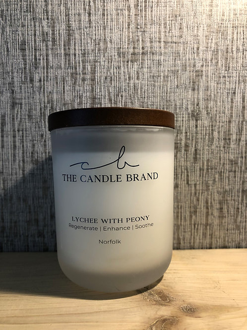 THE 35 HOUR CANDLE - Lychee with Peony